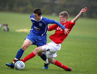 Charlton Athletic u18 v Ipswich Town u18