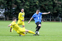 Colliers Wood United v Epsom & Ewell Combined Counties League Premier Division 28/11/15