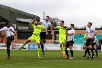 Bromley v Tranmere Rovers - Vanarama National League - 23/01/2016