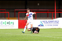 Dagenham & Redbridge v AFC Wimbledon - Pre-season friendly - 30/