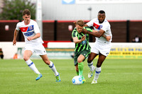 Dagenham & Redbridge v AFC Wimbledon - Pre-season friendly - 30/07/2016