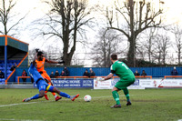 Braintree Town v Eastbourne Borough - Vanarama National League South - 9th December 2017