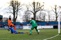Braintree Town v Eastbourne Borough - Vanarama National League S
