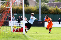 Hartley Wintney v Hendon - Evo-Stik League South Premier South - 13th October 2018