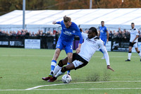 Bromley v Peterborough United - FA Cup 1st round - 9th November