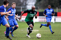 Cray Valley PM v Baffins Milton Rovers - FA Vase 4th round - 5th