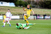 Hastings United v Haywards Heath Town - Bostik League South East