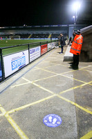 Bromley v Yeovil Town - Vanarama National League - 8th December