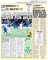 Non League Paper - 24th January 2021