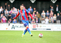 Bromley 0-6 Crystal Palace