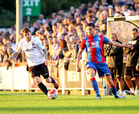 Bromley v Crystal PalacePre-season Friendly21/07/2015.