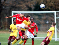 Charlton Athletic u18 v Arsenal u18