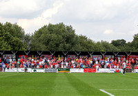 Bromley v Wrexham - Vanarama National League 08/08/2015.