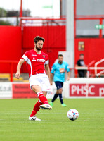 Ebbsfleet United v Whitehawk - National League South - 29/08/15