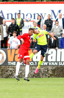 Welling United v Tranmere Rovers - National League -  05/09/2015