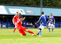 Tonbridge Angels v Leiston - Ryman Premier League - 19/09/15