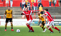 Ebbsfleet Untied v Maidstone United - Vanarama National League South - 03/10/15