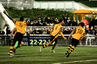 Maidstone United v Truro City - Vanarama National League South - 05/12/2015