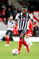 Welling United v Grimsby Town - Vanarama National League - 09/01/2016