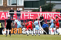 Welling United v Gateshead - Vanarama National League - 19/03/2016