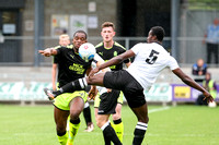 Dartford v Cambridge United - Pre-season friendly - 22nd July 20