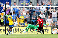 St Albans City v Gloucester City - Vanarama National League Sout
