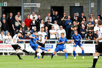 Dartford v Chippenham Town - Vanarama National League South - 9t