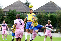 Staines Town 1-1 Dulwich Hamlet