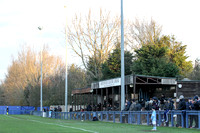 Brentwood Town v Dartford - FA Trophy 3rd Qualifying round - 25t