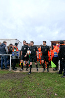 Hartley Wintney v Bromley - FA Trophy 1st round - 16th December
