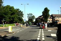 London Olympic Torch Relay, Bromley - July 2012