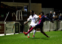 Bromley 5-0 Grays Athletic
