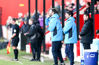 Welling United v Lincoln City - FA Trophy 3rd round - 04/02/2017